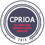 Cell Phone Repair Independent Owners Association (CPRIOA) Logo